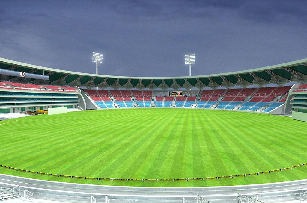 Ekana Cricket Stadium Ekana Sportz City